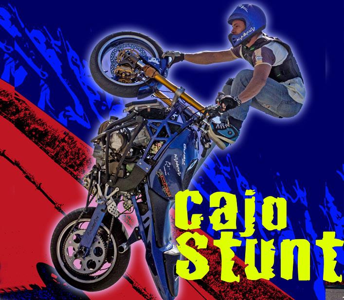 Cajó Sunt Rider