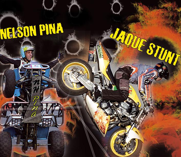 Jacke - Pina Stunts