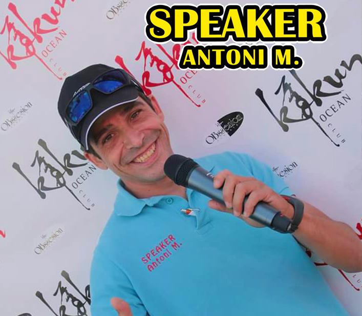 Antoni M. Speaker
